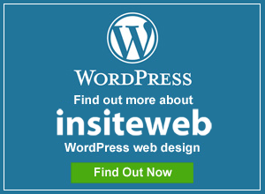 WordPress business website creation and design