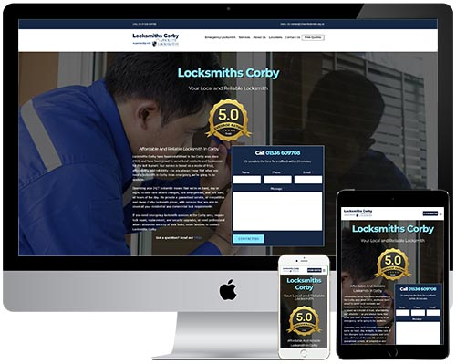 Absolute Locksmiths Web and Local SEO Project